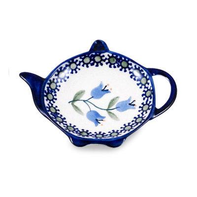 Bell Flower Tea Bag Caddy