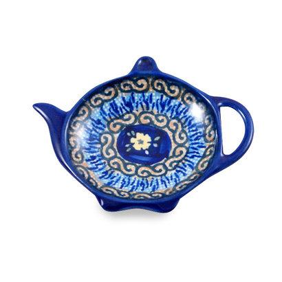 Midnight Daisy Tea Bag Caddy