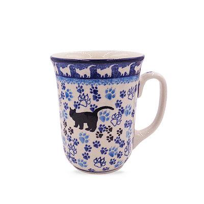 Boo Boo Kitty Bistro Mug