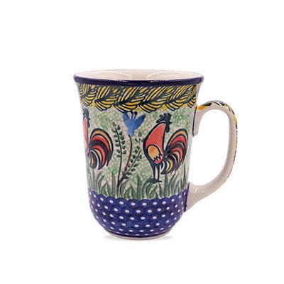 Rooster Bistro Mug