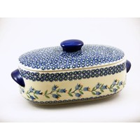 Small Covered Casseroles