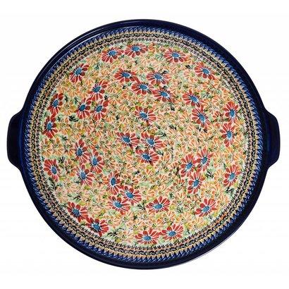 Primrose Swirl Pizza Pan