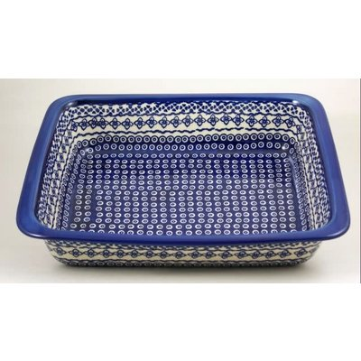 Diamond Lattice Deep Rectangular Baker