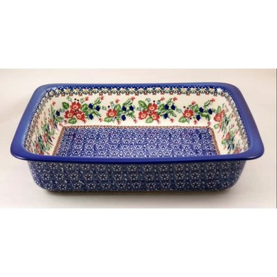 Lidia Deep Rectangular Baker