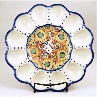 Avery Egg Plate