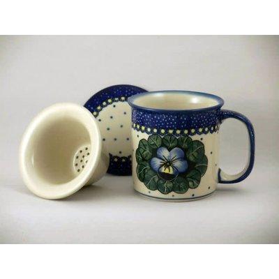 Pansies Tea Infuser