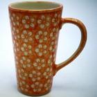Orange Blossom Tall John Mug