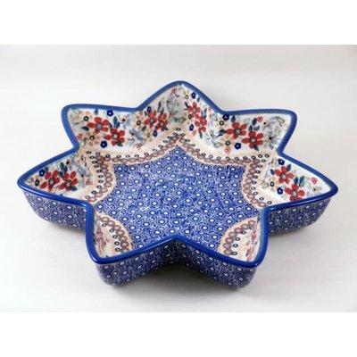 Posies Star Dish