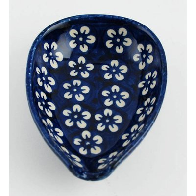 Blue Blossom Spoon Rest