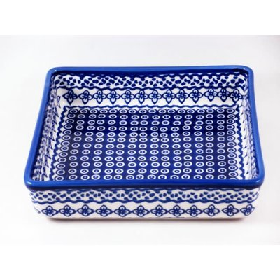 Diamond Lattice Square Baker