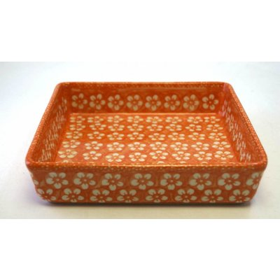Orange Blossom Square Baker