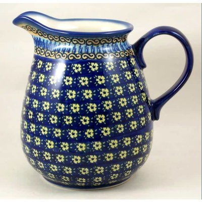 Midnight Daisy Farm Pitcher 2 Liter
