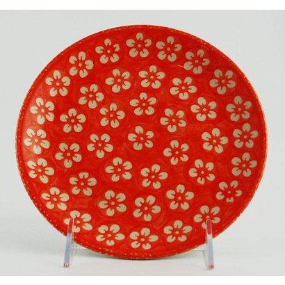 Orange Blossom Dessert Plate 18