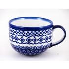 Diamond Lattice Latte Cup
