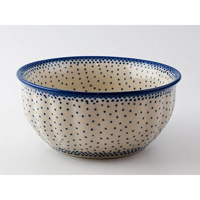 Misty Blue F15 Fluted Cereal Bowl