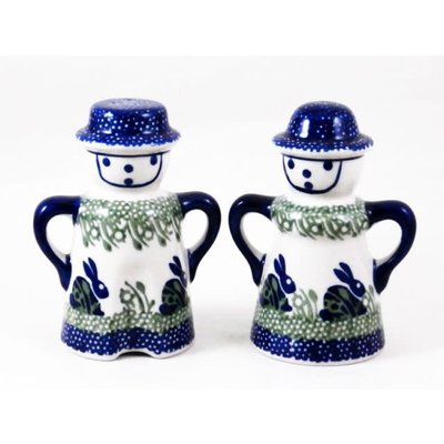 Beatrix Man/Wo Salt & Pepper