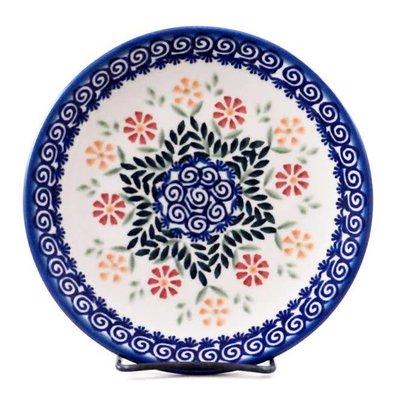 Marigolds Dessert Plate 18