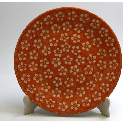 Orange Blossom Salad Plate 22