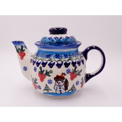 Frosty Tea for One Teapot
