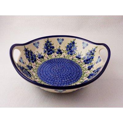 Kalich Blue Berries Zosia Bowl - Sm
