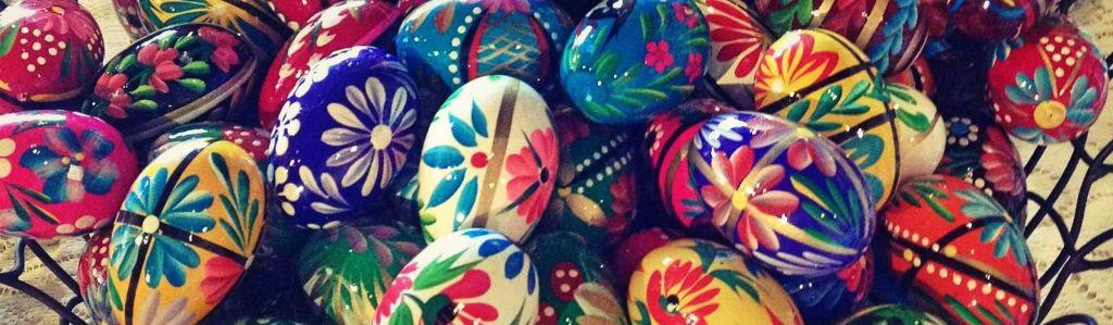 Pysanki Eggs - Top Selling Polish Pottery Patterns