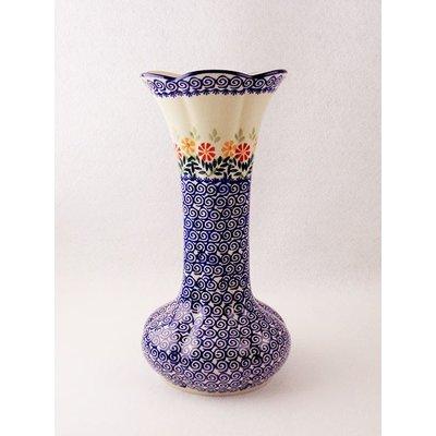 Marigolds Tulip Vase