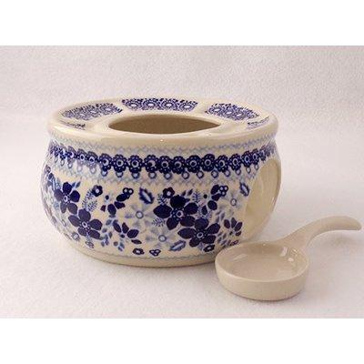 Indigo Garden Teapot Warmer