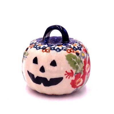 Lidia Pumpkin Ornament
