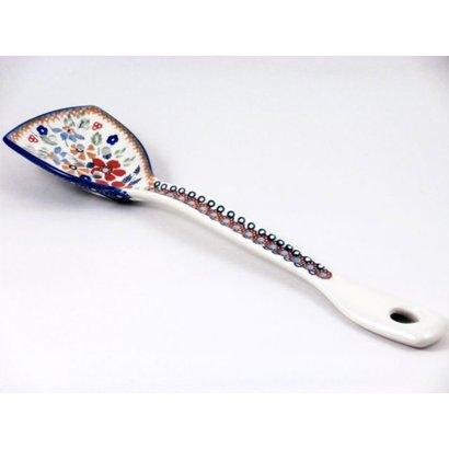 Posies Colander Serving Spoon