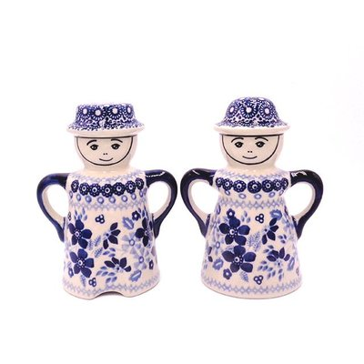 Indigo Garden Man/Wo Salt & Pepper