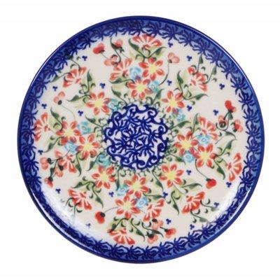 Anne's Garden Dessert Plate