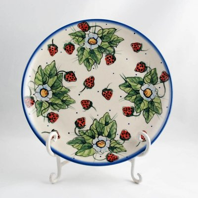 Berries & Cream Dinner Plate 26