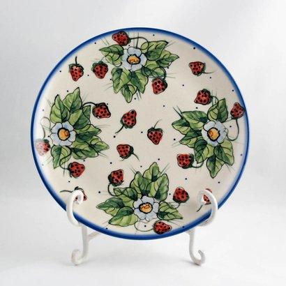 Berries & Cream Dinner Plate 26