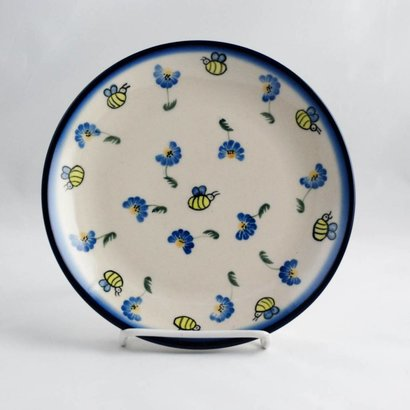 Bee Dazzled Dessert Plate 19