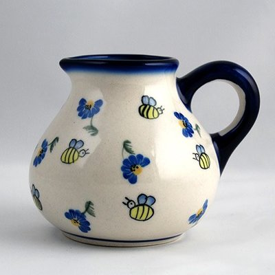 Bee-Dazzled Belly Pitcher - Sm