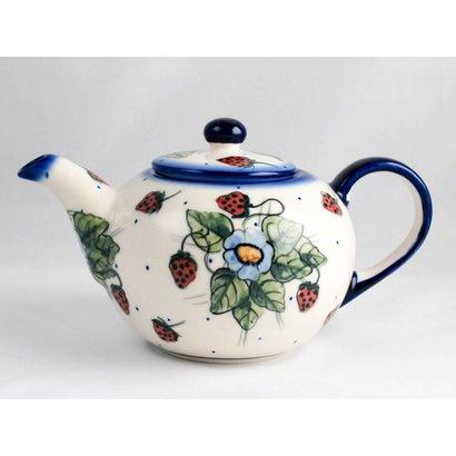 Berries & Cream Teapot 1 Liter