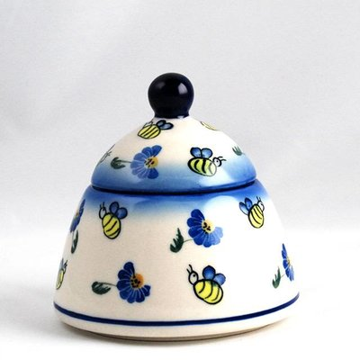 Bee-Dazzled Sugar Bowl