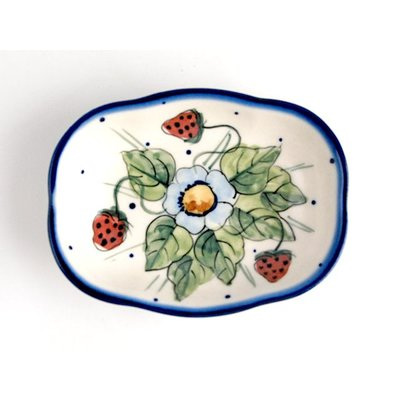 Berries & Cream Soap Dish
