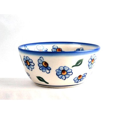 Painted Daisy Dessert Bowl 13