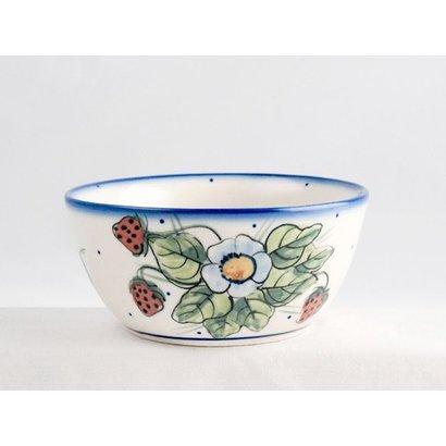 Berries & Cream Dessert Bowl 13