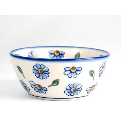 Painted Daisy Cereal Bowl 15