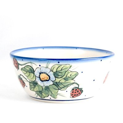 Berries & Cream Cereal Bowl 15