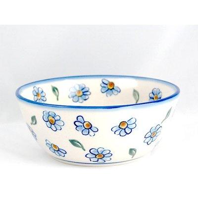 Painted Daisy Chili Bowl 18