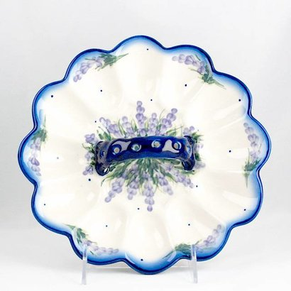 Claire Egg Plate