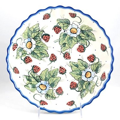 Berries & Cream Tart Dish 25