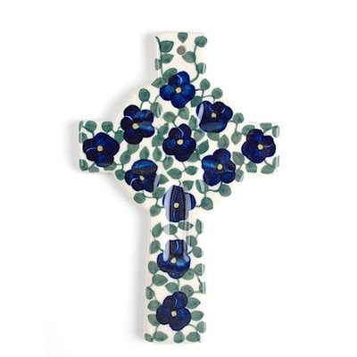 Petals & Ivy Wall Cross