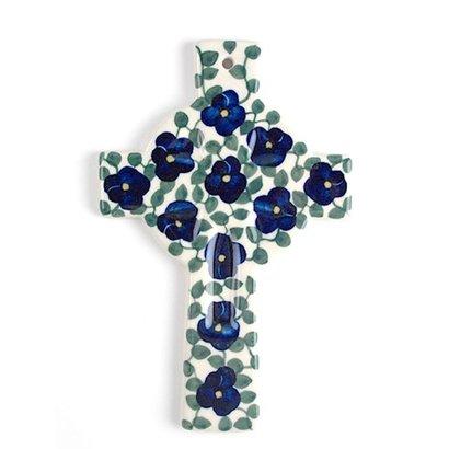 Petals & Ivy Wall Cross