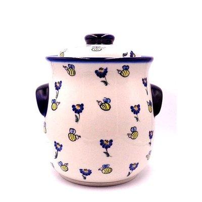 Bee-Dazzled Cookie Jar