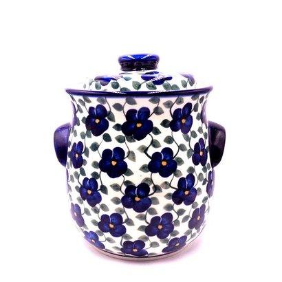 Petals & Ivy Cookie Jar