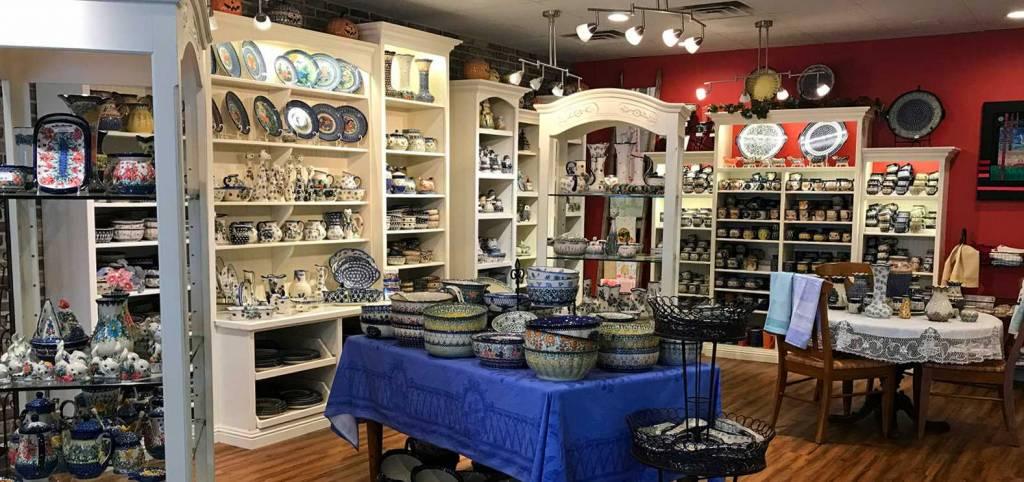 The 12 Steps of Polish Pottery - Polish Pottery Bubble Mug and More